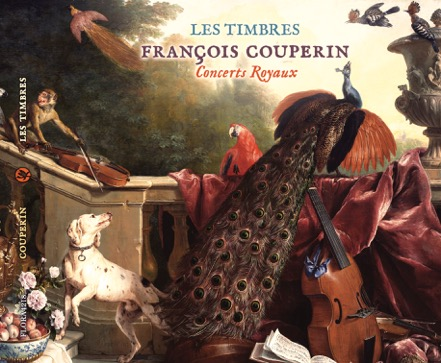 Les Timbres - Cover COUPERIN 4218
