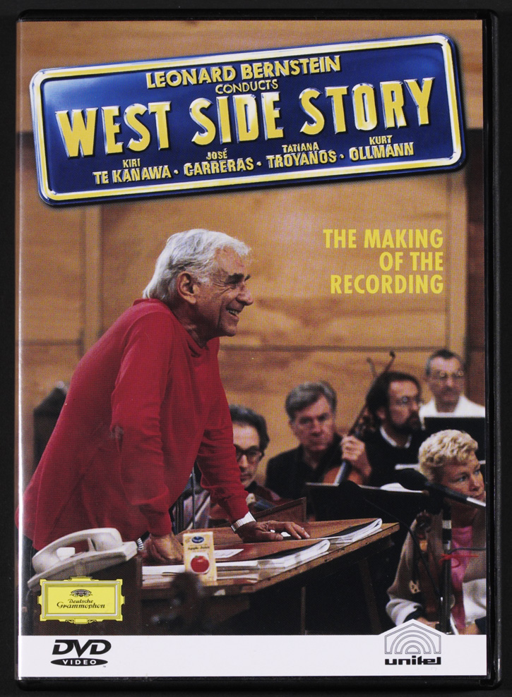 West Side Story Making of